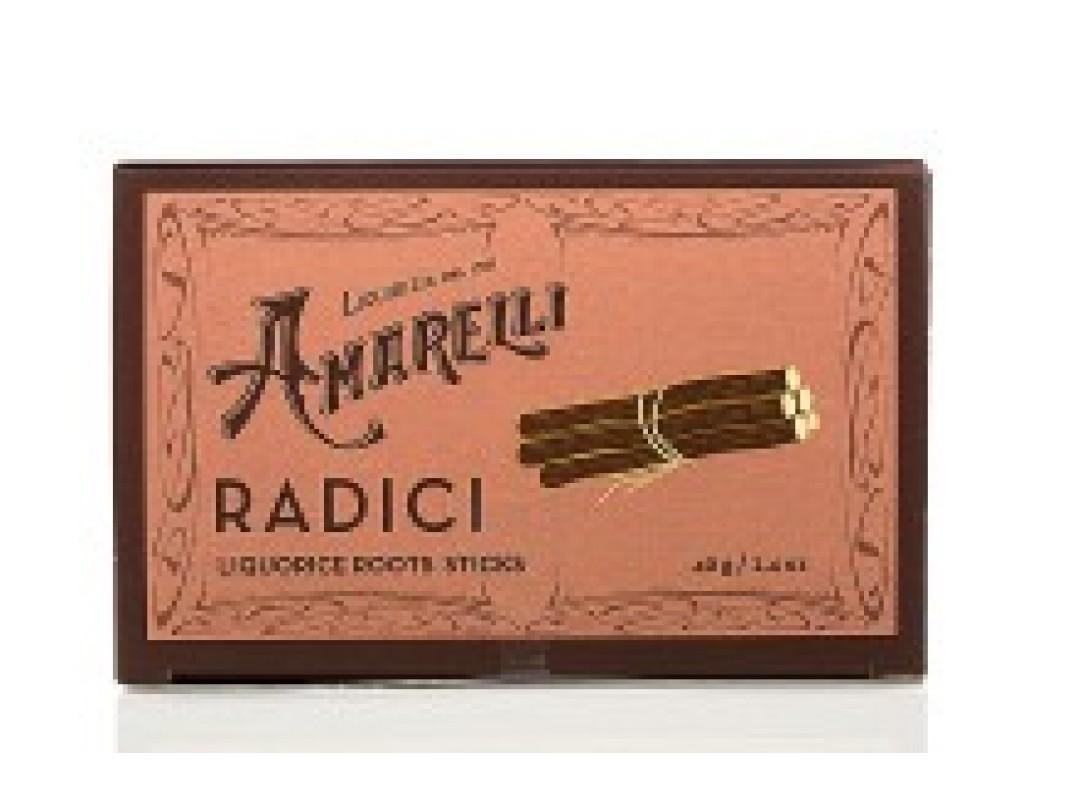 Amarelli Radici Liquirizia Gr.40