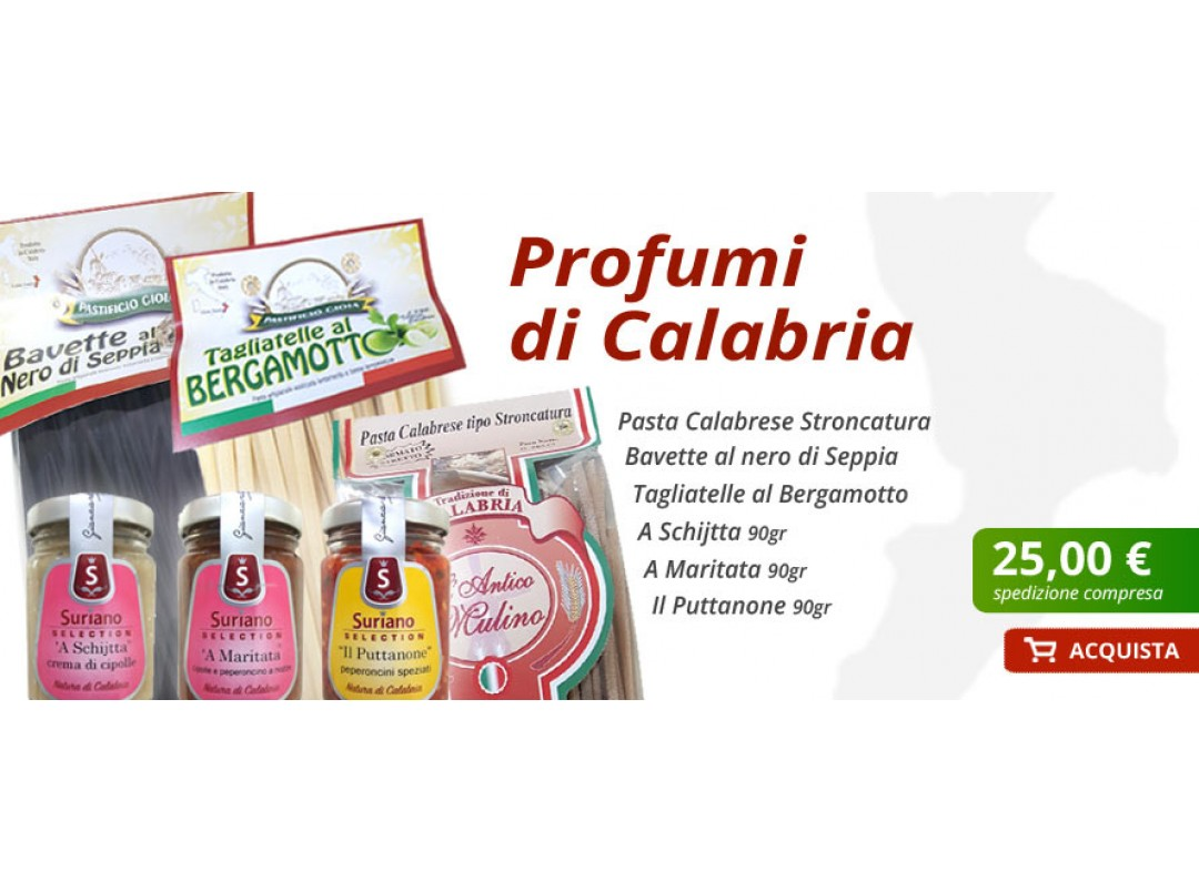 Profumi di Calabria