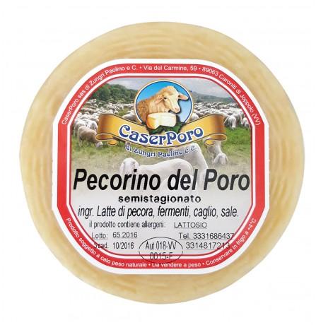 Pecorino Del Monte Poro - Calabrese Kg.1