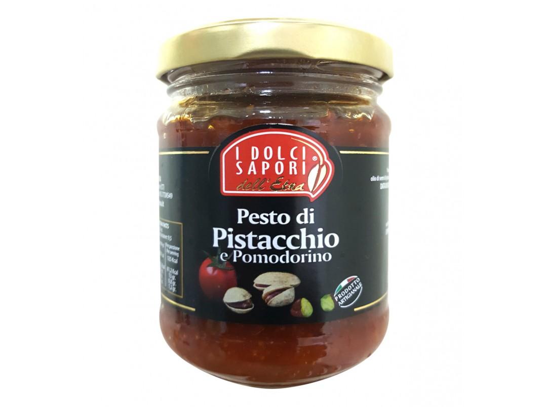 Pesto di Pistacchio e pomodorino 190gr