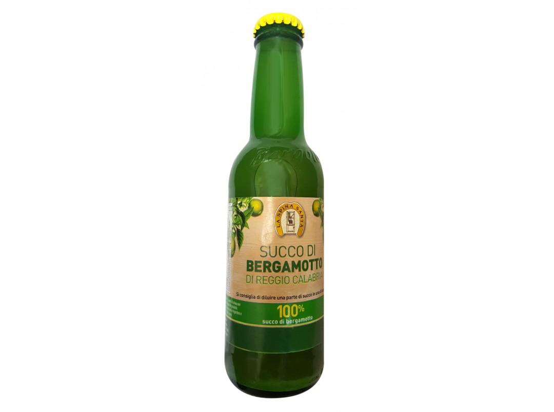Succo di Bergamotto 100% Ml.200