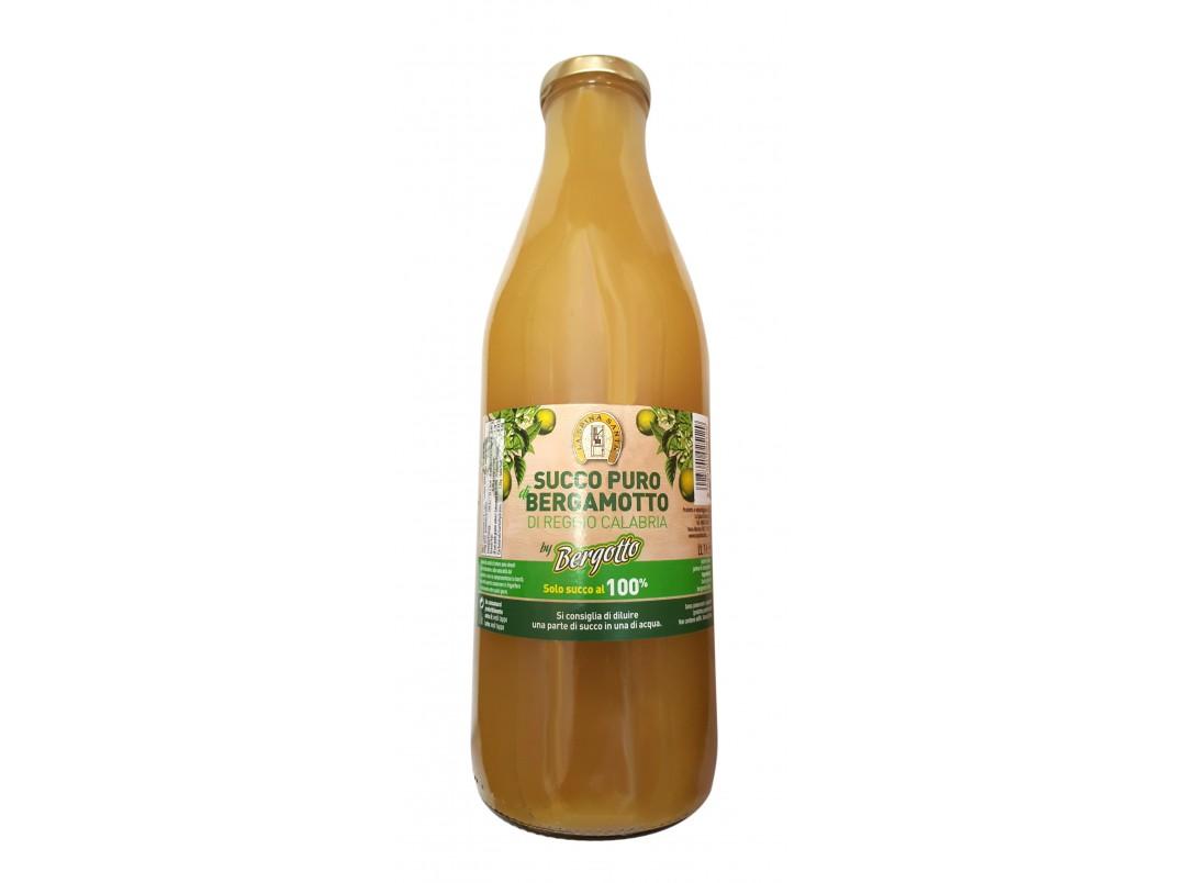 Succo di Bergamotto al 100% Lt.1
